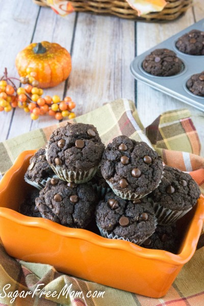mini pumpkin chocolate muffins3 (1 of 1)