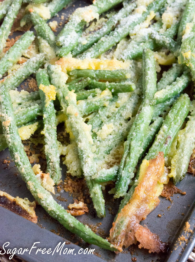 Oven fried garlic parmesan green beans parmesan green beans2 1 of 1 forumfinder
