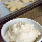 Sugar-Free Vanilla Buttercream Frosting