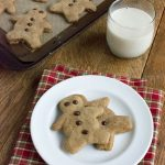 Sugar Free Grain Free Soft Gingerbread Cookies