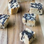 3 Ingredient Sugar-Free Peanut Butter Fudge