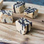 3 Ingredientes Fudge de Manteiga de Amendoim sem Açúcar 35