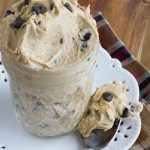 Sugar-Free Egg Free Cookie Dough Dip