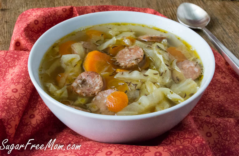 keto cabbage soup