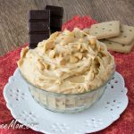 Sugar Free Peanut Butter Cheesecake Dip