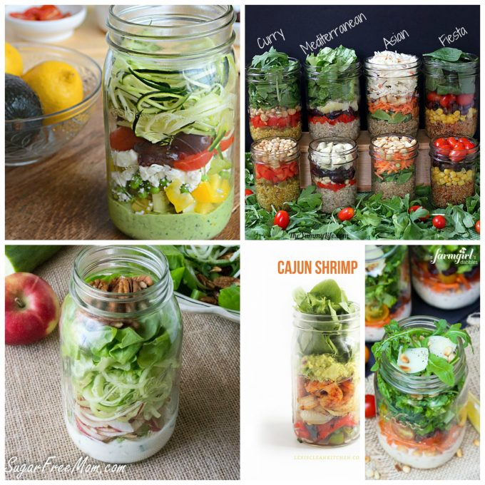 mason jar round up