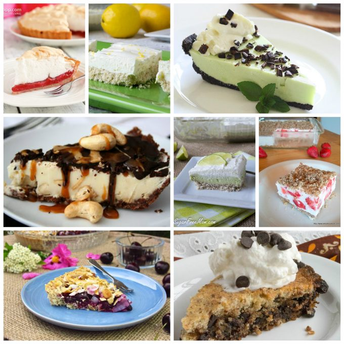 sugar free pies