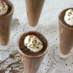 Sugar Free Chocolate Espresso Mousse {Dairy Free Option}