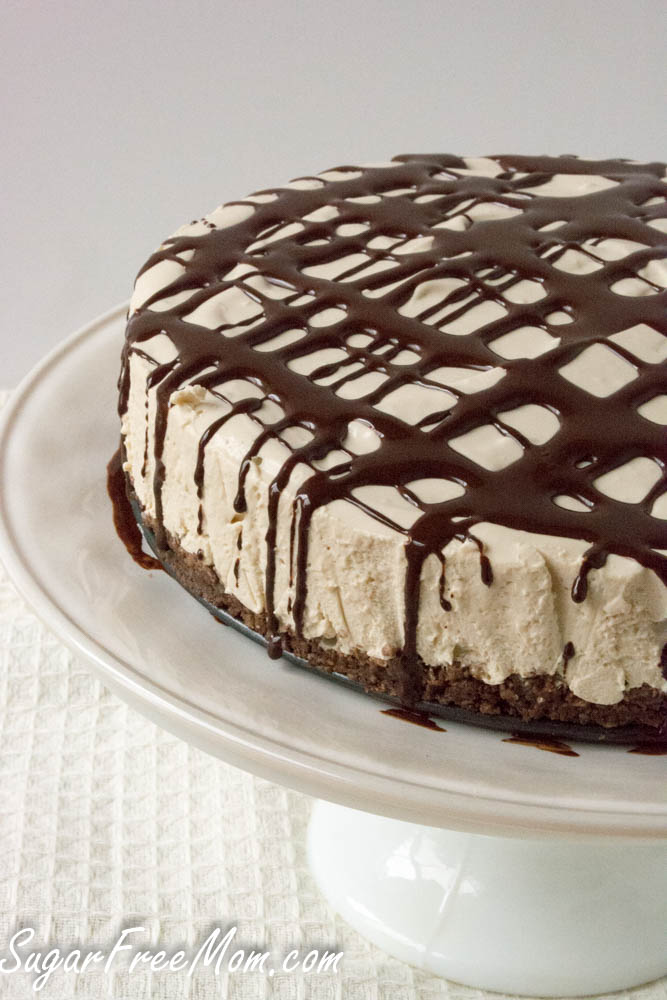 sugar free coffee cheesecake