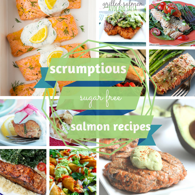 scrumptioussugar freesalmon recipes
