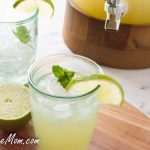 Sugar Free Copycat Starbuck's Cool Lime Refresher