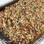 Crock Pot Grain-Free Low-Carb Sugar-Free Granola
