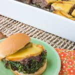 Easy Low Carb Baked Sliders aka White Castle Sliders
