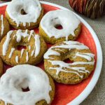 Sugar Free Low Carb Pumpkin Donuts