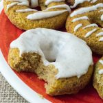 Sugar Free Low Carb Pumpkin Spice Donuts (Paleo option)