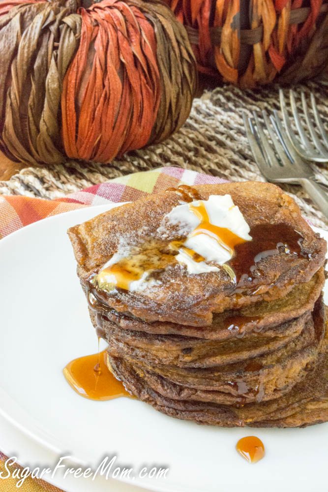low carb pumpkin pancakes1 (1 of 1)