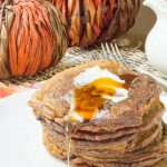 Grain Free Sugar Free Pumpkin Pancakes (Low Carb and Gluten Free)