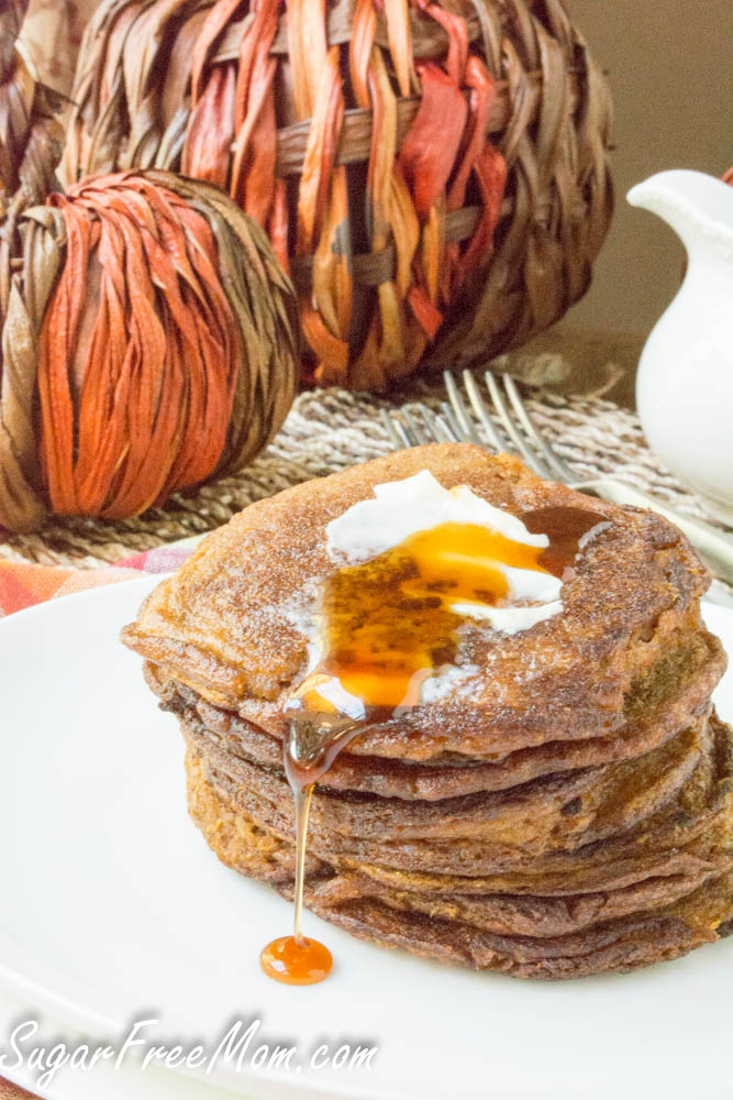 low carb pumpkin pancakes2 (1 of 1)