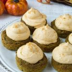 Low Carb Pumpkin Pie Cupcakes