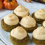 Sugar Free Low Carb Pumpkin Pie Cupcakes (Keto, Gluten Free)