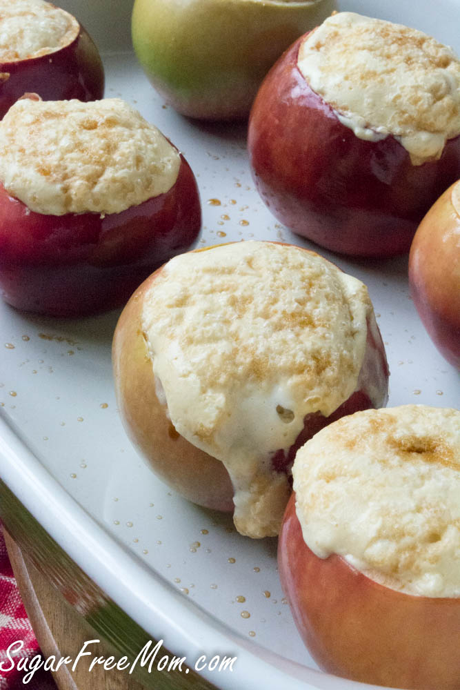 caramel cheesecake stuffed apples1 (1 of 1)