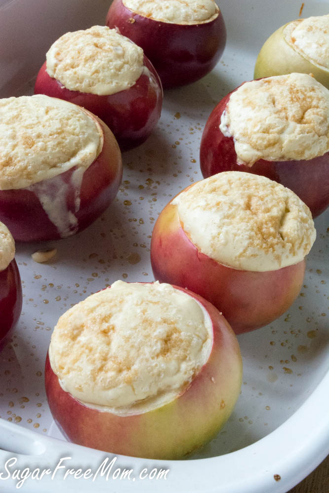 caramel cheesecake stuffed apples2 (1 of 1)