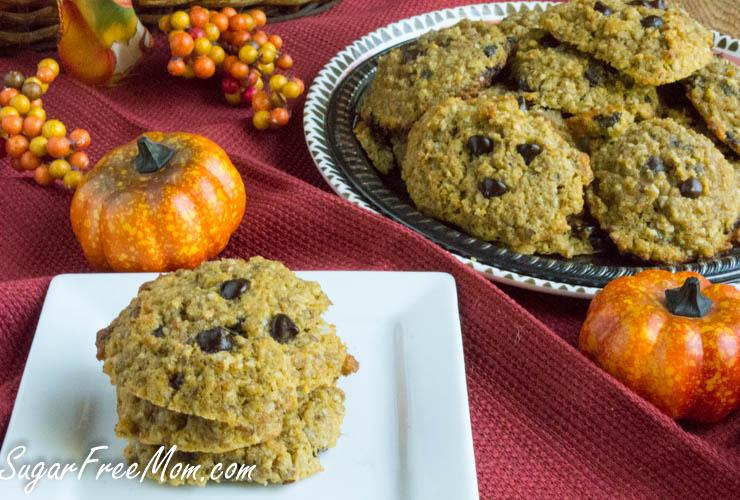 pumpkin chocolate chip cookies1 (1 of 1)