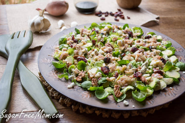 Pecan Cranberry Brussels Sprout Salad6 (1 of 1)
