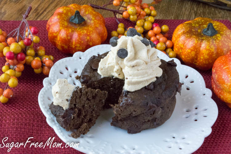 low carb chocolate-pumpkin-mug-cake3 (1 of 1)