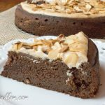Sugar-Free Flourless Chocolate Almond Torte