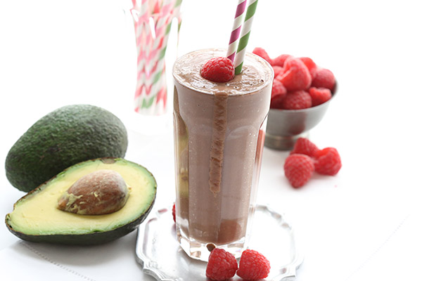 Chocolate-Avocado-Raspberry-Smoothie-7