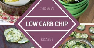 22 of The BEST LOW CARB Chip Recipes