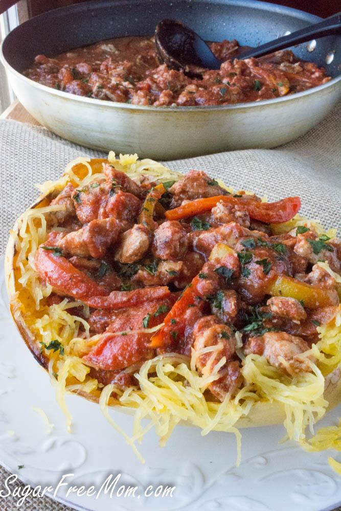 chicken cacciatore spaghetti squash2 (1 of 1)