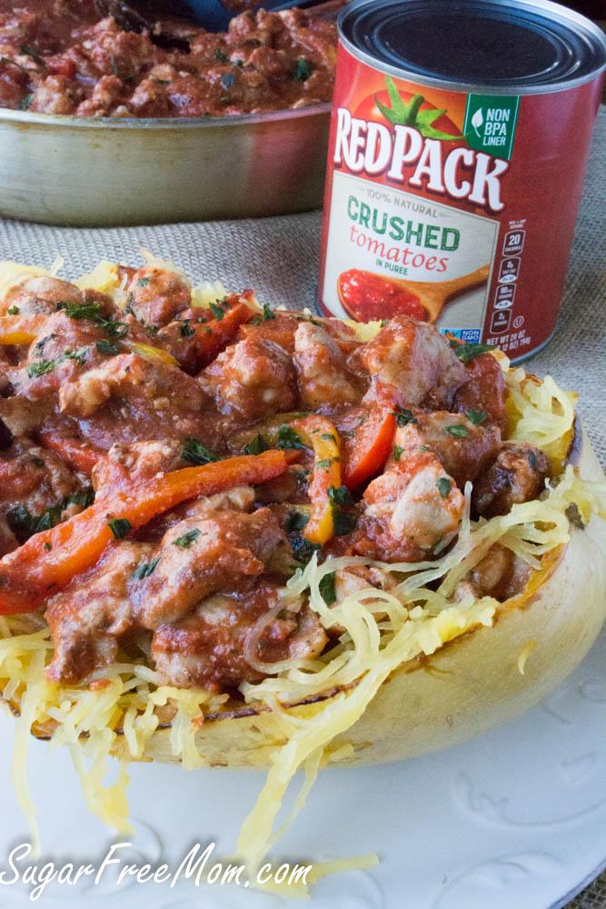 chicken cacciatore spaghetti squash5 (1 of 1)