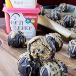 Sugar-Free Peanut Butter Cookie Dough Truffles (Low Carb, Vegan)