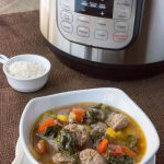 Quick Italian Sausage & Pepper Soup