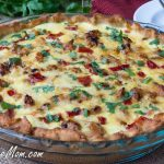 Low Carb Italian Sausage Quiche