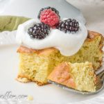 Sugar-Free Low Carb Sponge Cake