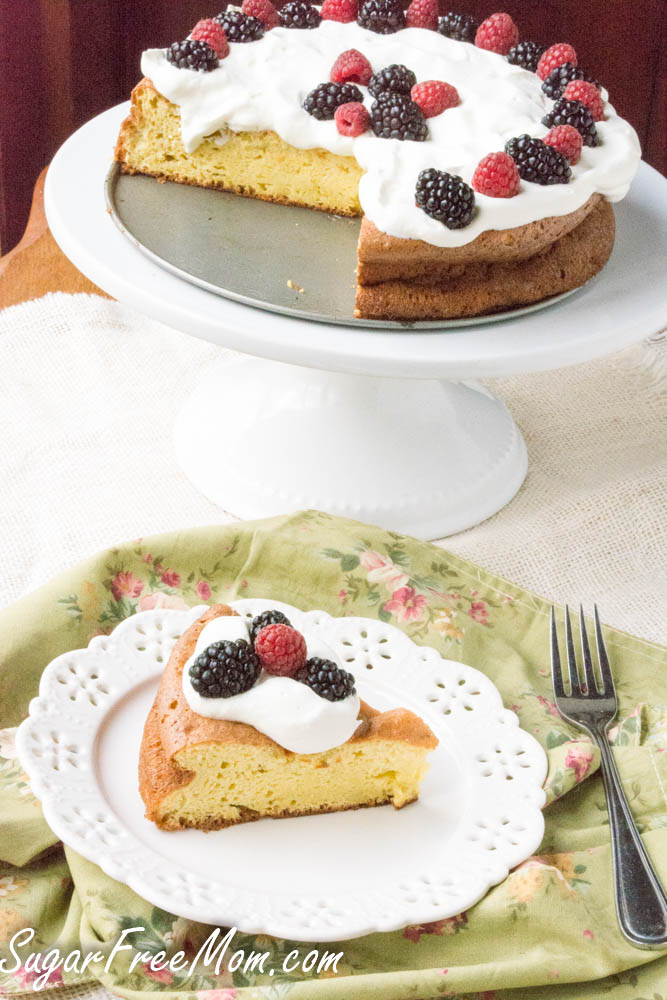 Carbs In Sugar Free Angel Food Cake