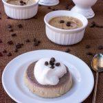 Sugar-Free Low Carb Coffee Roll Egg Custard