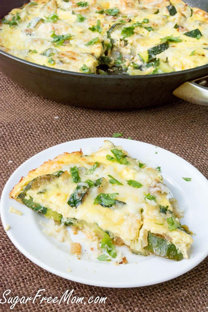 cheddar zucchini frittata (1 of 1)