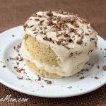 1-Minute Sugar-Free Peanut Butter Mug Cake