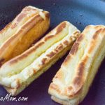 Low Carb Cloud Bread Hot Dog Rolls