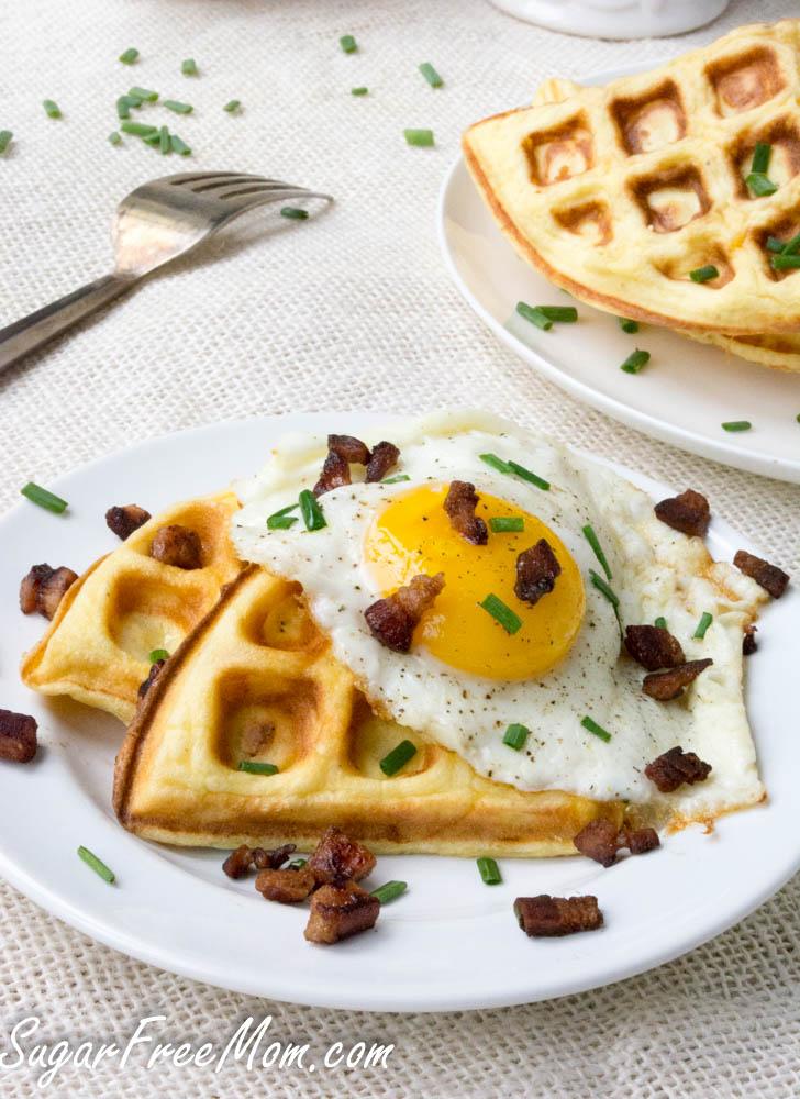cheddar waffles-2