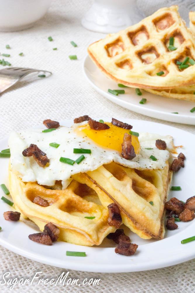 cheddar waffles-3