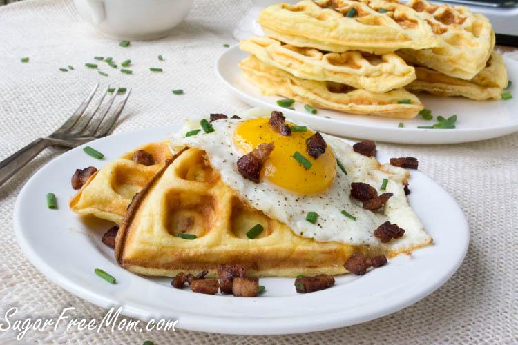 cheddar waffles-4