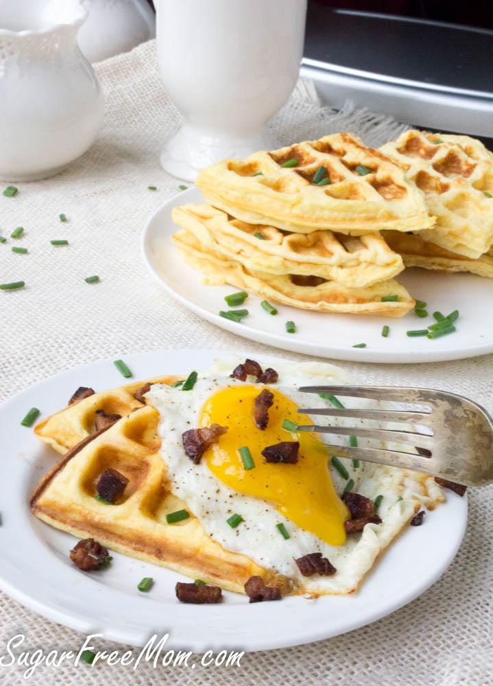 cheddar waffles-5
