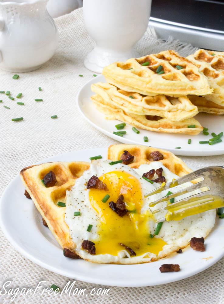 cheddar waffles-6