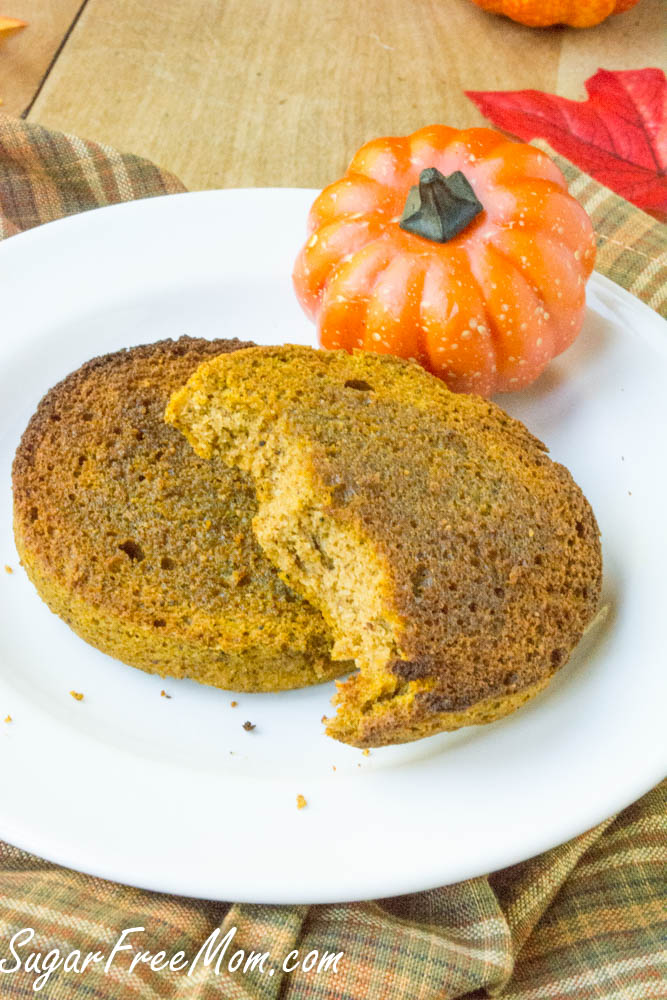 pumpkin english muffin-7