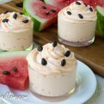 Low Carb Watermelon Mousse
